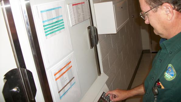 Key control setup ensures compliance at New Mexico detention center (with related video)