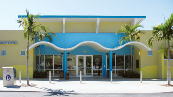 Libraries still important to Miami-Dade voters