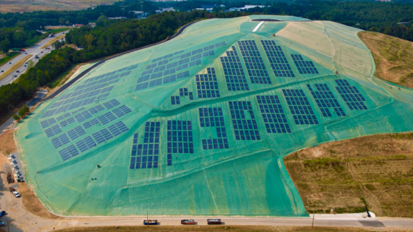 The rise of solar landfills