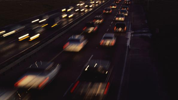 Signal synchronization helps mitigate traffic problems in California