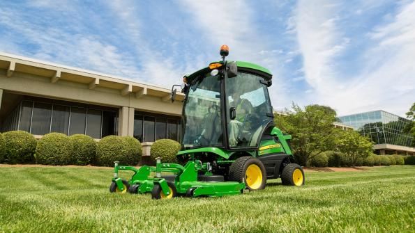 What government buyers are looking for in grounds maintenance equipment (with related video)
