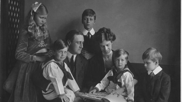 Remembering the Roosevelts