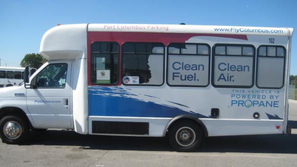 Airport autogas