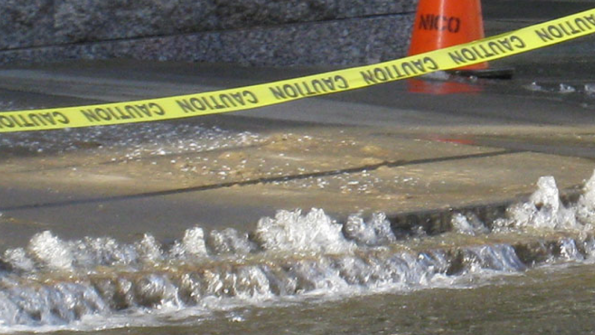 Water main breaks highlight infrastructure issues