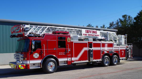 Texas fire departments snapping up new firefighting equipment (with related video)