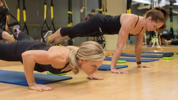 Exercise guru: Government staffers need regular workouts (with related video)