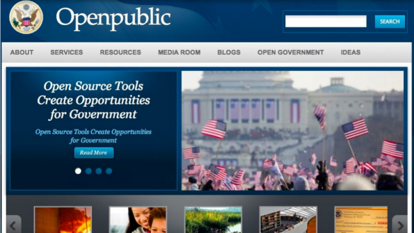Content tool supports 20 county websites