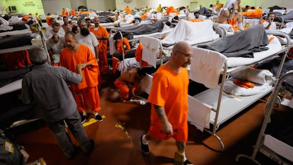 Jail overcrowding a perennial issue for many counties