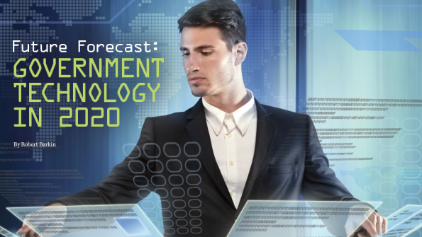 Future Forecast: Government technology in 2020