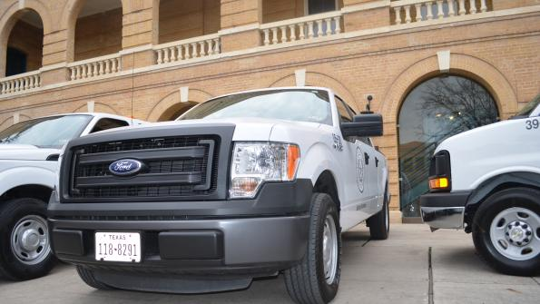 Texas-sized fleet management savings in Webb County