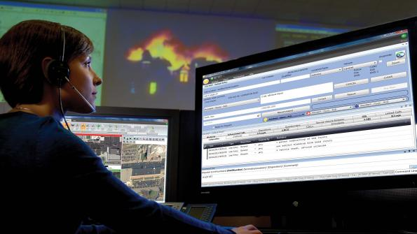 Software speeds emergency dispatch times in Lancaster, S.C.