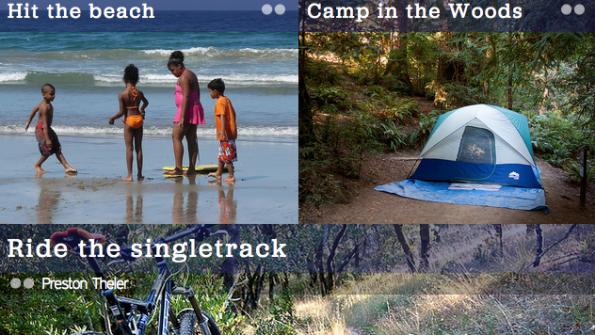 Park finder app helps Californians explore state resources