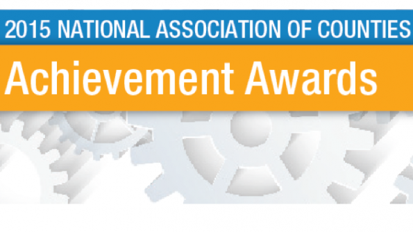National Association of Counties' 2015 Achievement Awards accepting nominations
