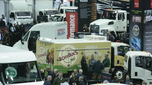 2015 Work Truck Show rolls into Indy with tools for fleet managers (with related video)