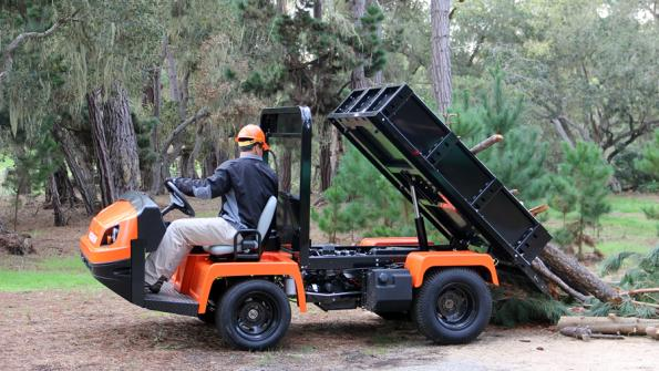 Jacobsen launches heavy-duty utility vehicle (with related video)