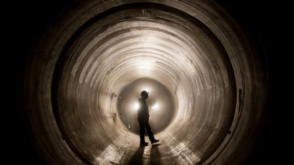 Quake-resistant tunnel completed in Bay Area (with related video)