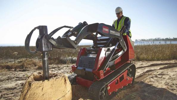 Compact utility loader offers productivity at jobsite (with related video)