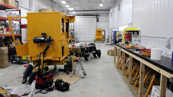 Michigan equipment maker continues to grow (with related video)