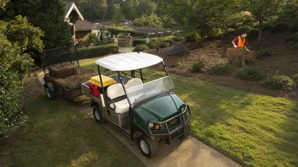 Club Car wins U.S. Communities national contract (with related video)