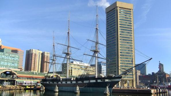 Free Wi-Fi at Baltimore tourist attraction