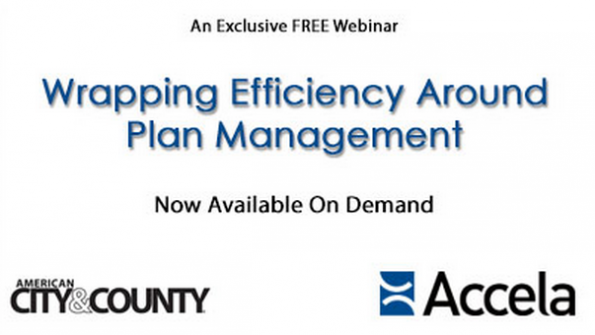 Wrapping efficiency around plan management