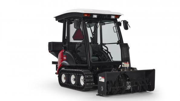 All-season safety cab now available for Groundsmaster rotary mowers