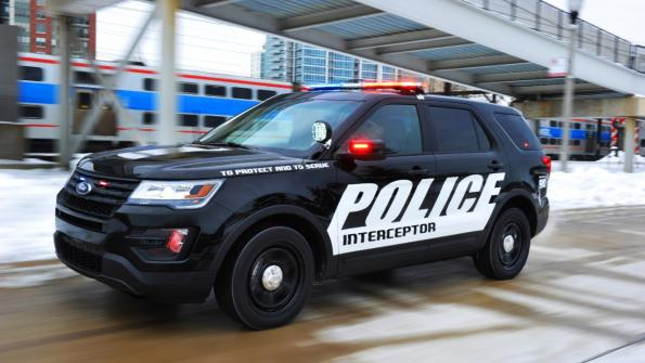 Versatile police utility vehicle will be on patrol soon (with related video)