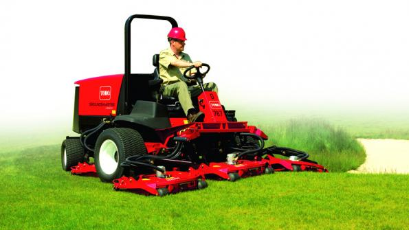 Tennessee awards grounds maintenance equipment contract