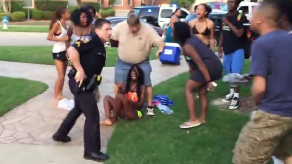 McKinney, Texas police officer resigns amid controversy