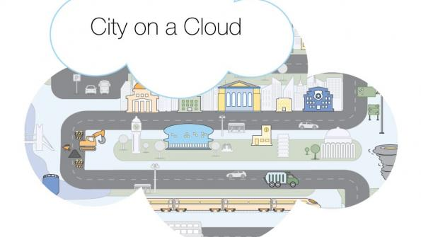 "Amazon Web Services offers $250,000 in prizes in ""City on a Cloud"" contest"