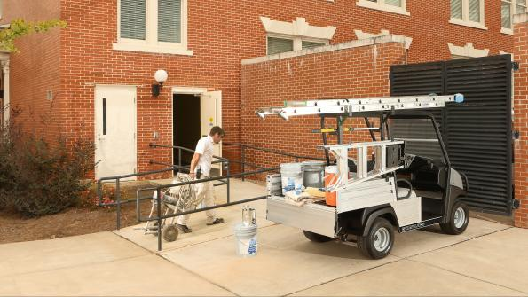 Florida university boosts productivity and versatility with utility vehicles