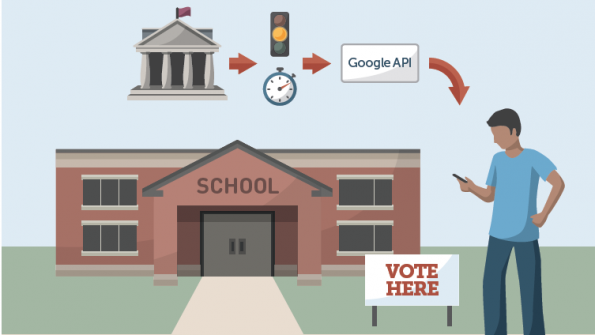Google honors state voting innovators