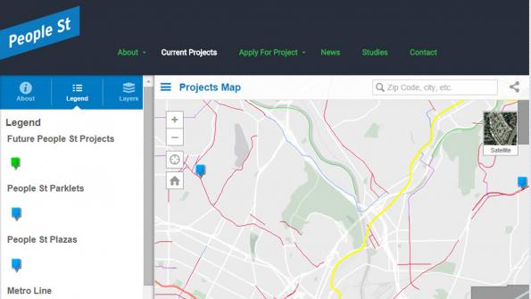 Los Angeles launches new interactive transportation map