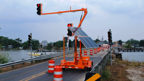 Portable traffic signals—the evolution of traffic control
