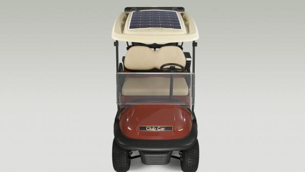 Panels deliver solar power in vehicle lineup (with related video)