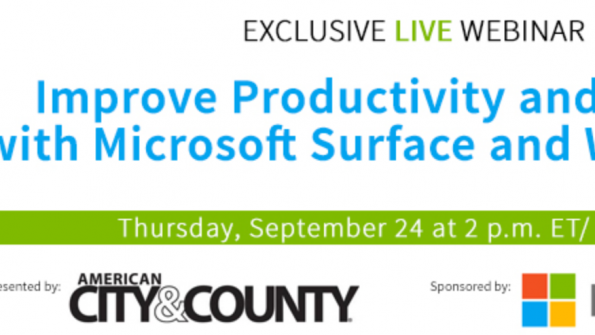 Improve productivity and mobility with Microsoft Surface and Windows 10