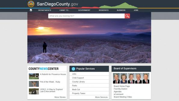 Cloud-based setup helps Golden State county streamline business processes