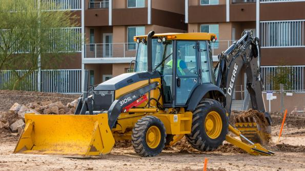 L-Series backhoes offer versatility (with related video)