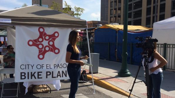 Bike plan aims to improve traffic congestion, quality of life in El Paso