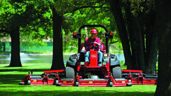 Illinois gives nod to statewide grounds equipment contract