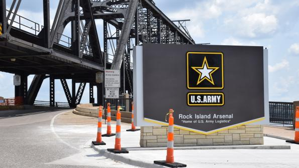 Army facility gets energy-saving upgrade (with related video)