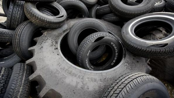 Florida county collects 17,000 tires at event combating illegal dumping