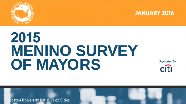 Survey reveals mayoral priorities across the nation