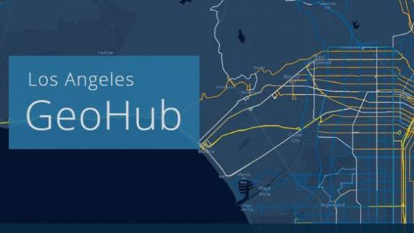 Map platform puts open data to work in Los Angeles (with related video)