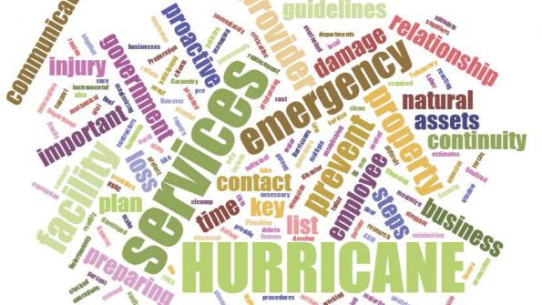 Preparing government facilities for hurricane season
