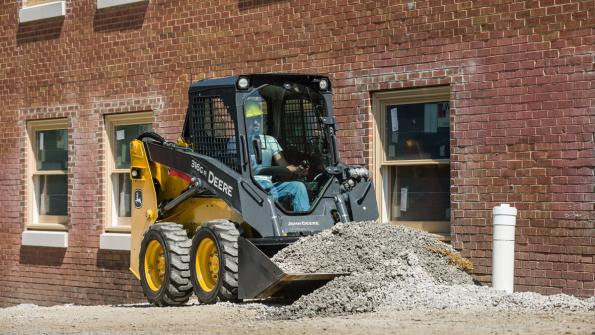 Powerful skid steer loaders deliver versatility (with related video)