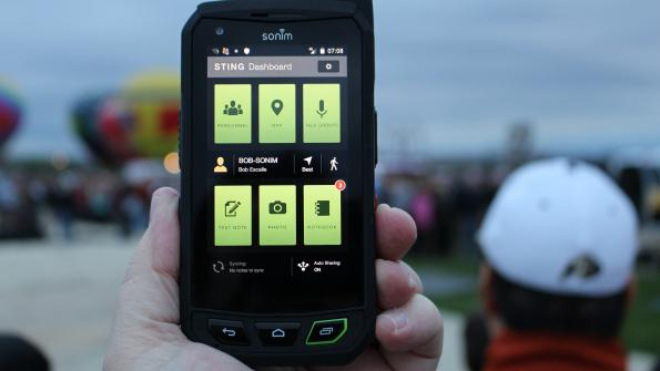 FirstNet-ready smartphones make the grade at New Mexico public events