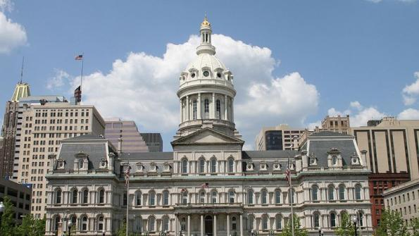 Baltimore government votes to limit mayoral power
