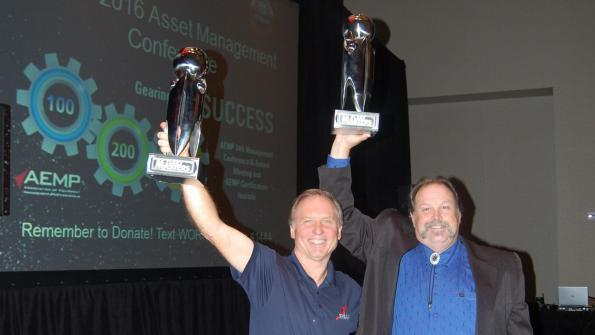 Equipment teams win fleet management awards