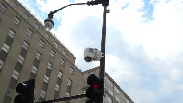 Austin Police Department tracks crime using video cameras, real-time monitoring